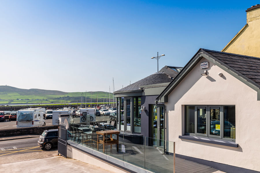The Boat Yard Restaurant Dingle Marina